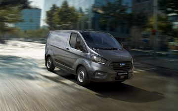 Rent Ford Transit Custom